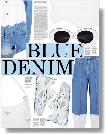 blue denim 💙