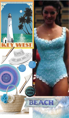 KW Retro Swimsuit