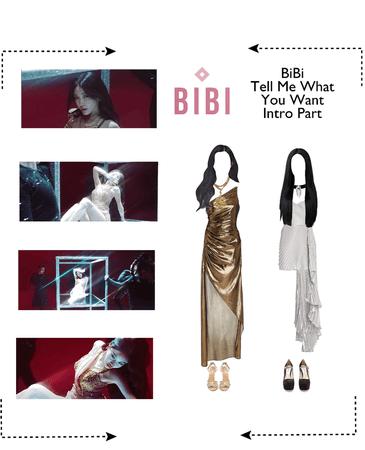 BIBI - Tell Me What You Want M/V