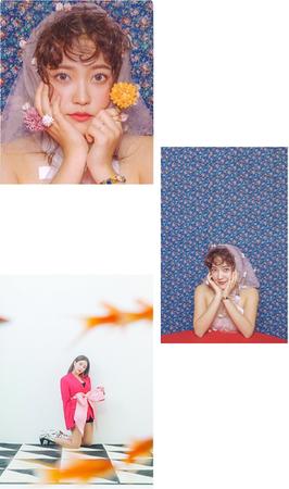KRUSH Soojin Sappy Concept Photos