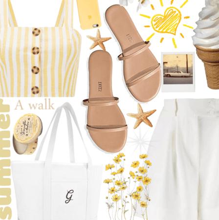 Summer sandlasn