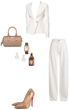 white leaver