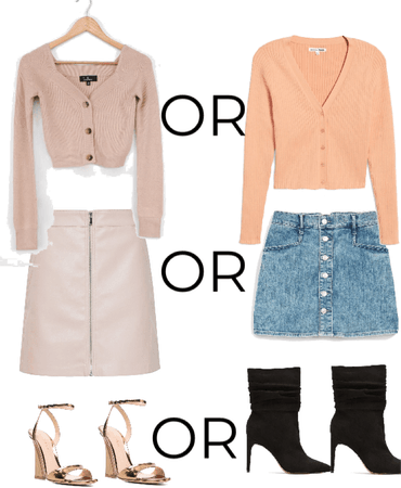 Outfits to watch a sunset🌅🌄