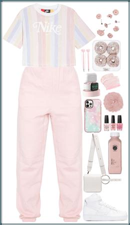 Pink + pink