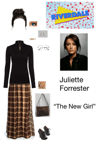 Riverdale: Emery Cooper as Juliette Forrester (Read the d!)