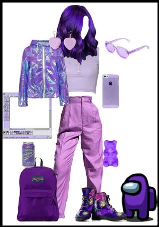 Purple (Among Us)