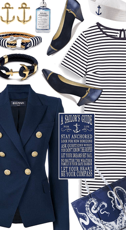 A Nautical Style for Summer 2020