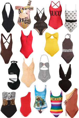swimsuits