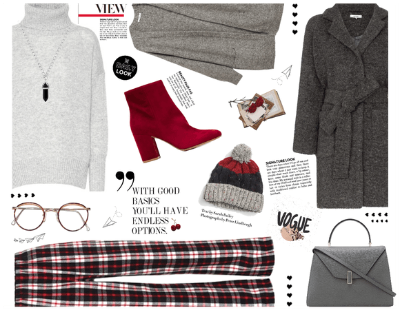 Trend: Warm Winter Layers