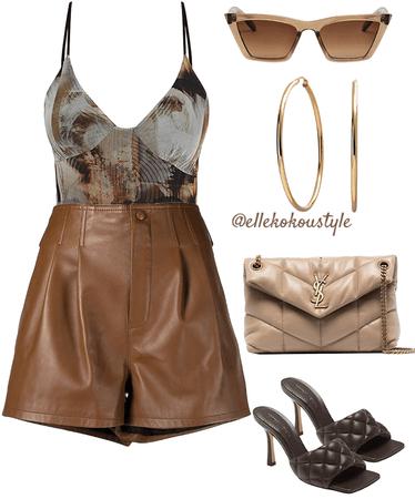 Brown Luxury