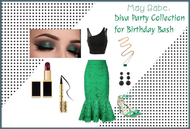 May Babe: Birthday Bash