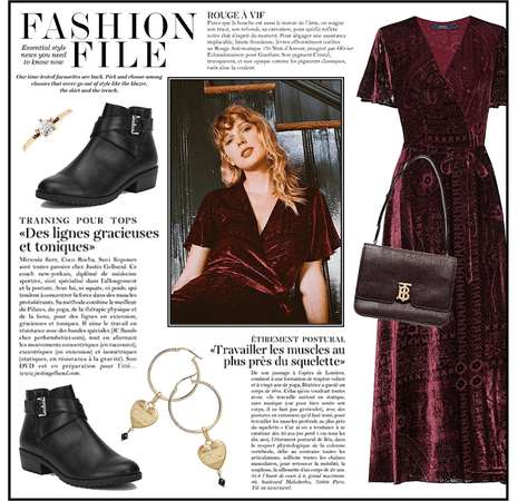 Style Your Favorite Celebrity: Taylor Swift (Look 1) - Contest
