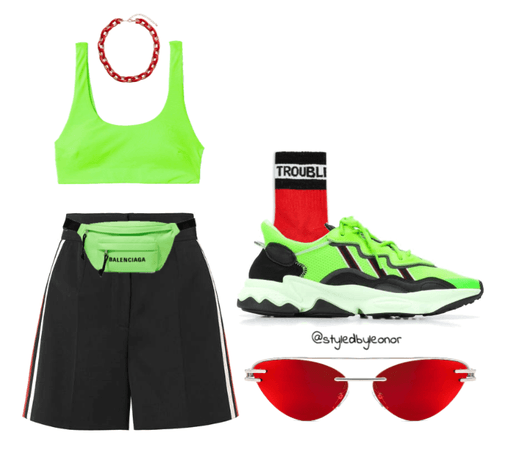 Neon Bold Sporty