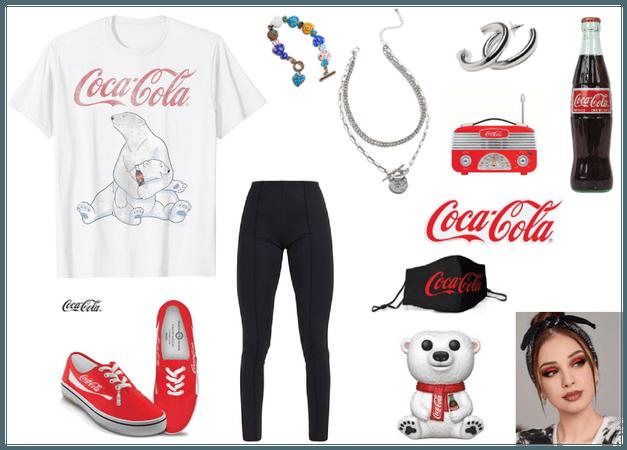 Fav drink ~ Coca-Cola