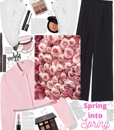 Pink Spring 🌸  🎀