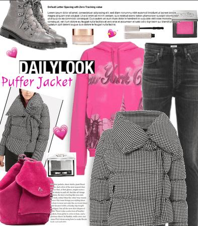 DailyLook - Puffer Jacket