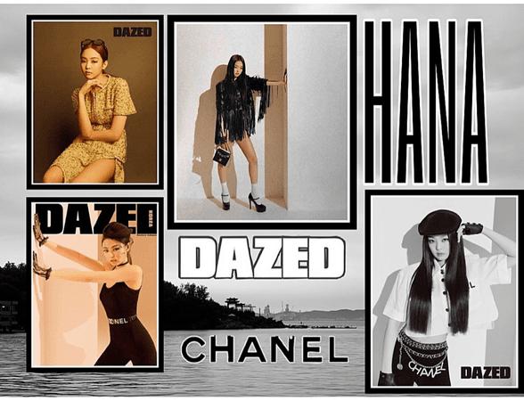 -NOVA- HANA&LIA Solo Photoshoot with Chanel & Dazed