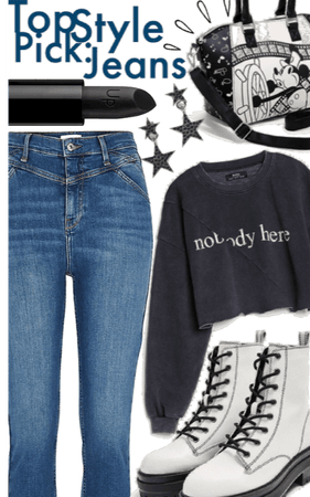 Top style pick: jeans