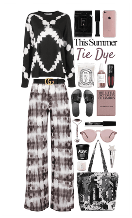 This Summer: Tie dye