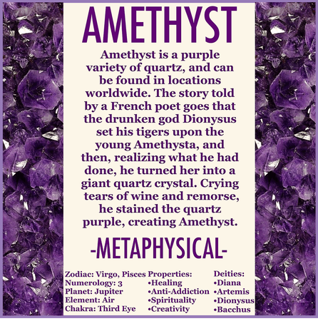 A GUIDE TO AMETHYST
