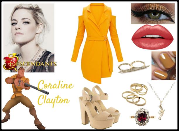 Coraline Clayton - Formal