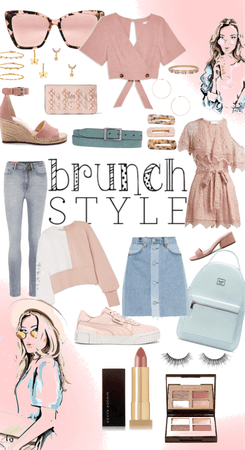 brunch style