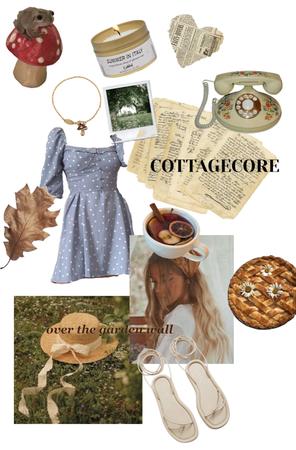 cottage core🍄🌿