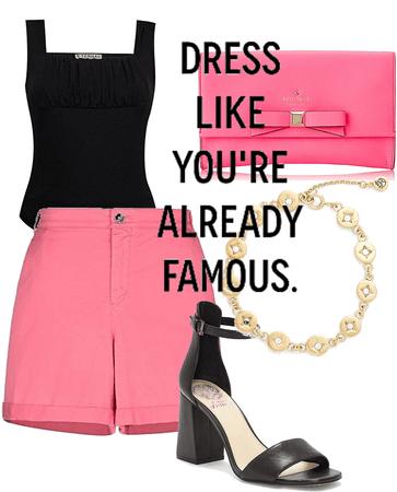 #5 black'en'pink
