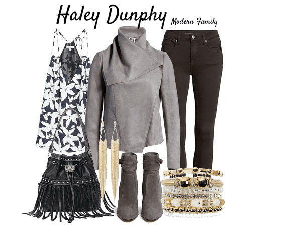 Haley Dunphy - Modern family