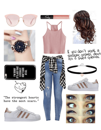 My Personal Style (when I'm not lazy)
