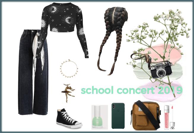 school concert 2019
