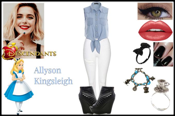 Allyson Kingsleigh - Auradon
