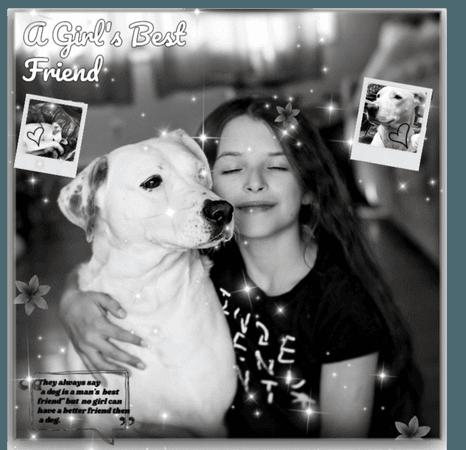 My Best Friend Is My dog