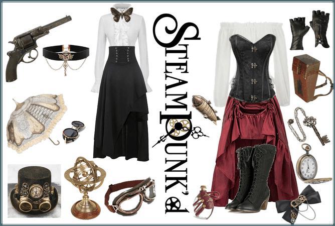 Steampunk/Victorian
