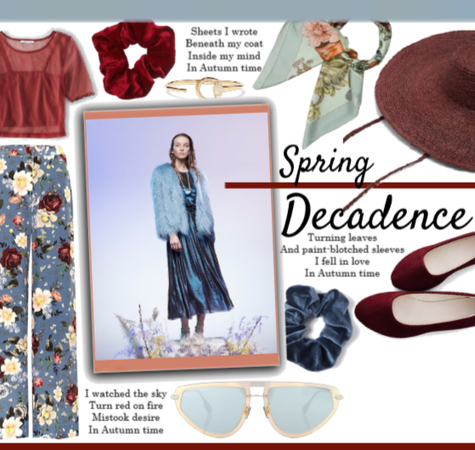 Spring Decadence