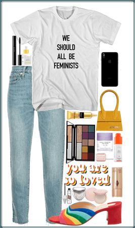 You're always so stylish