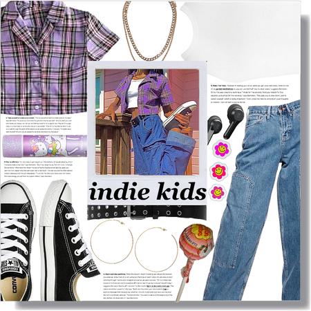 indie kids 💜