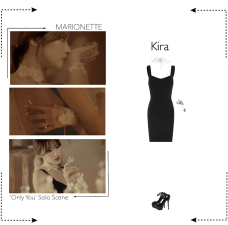 MARIONETTE (마리오네트) [Kira] 'Only You' M/V | Solo Scene