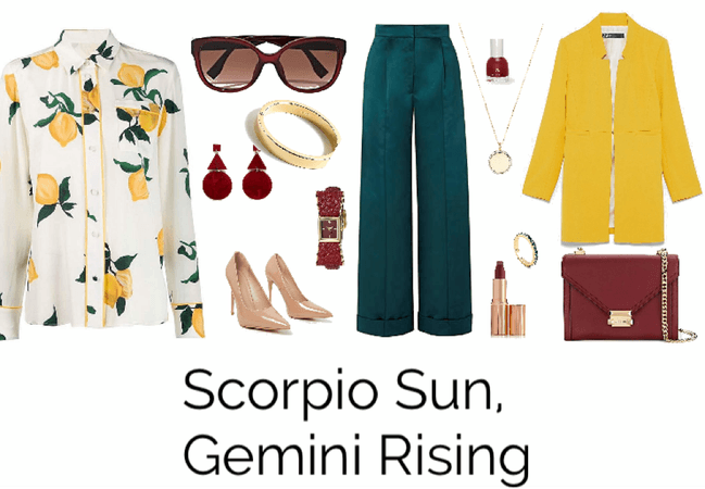 Scorio Sun, Gemini Rising