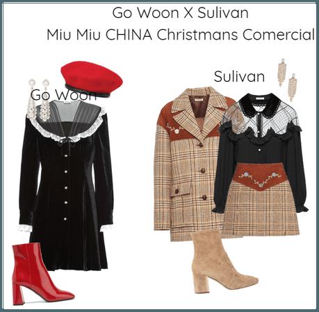Go Woon X Sulivan Miu Miu CHINA