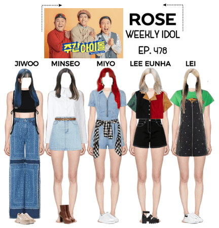 {RoSE} Weekly Idol Ep.478