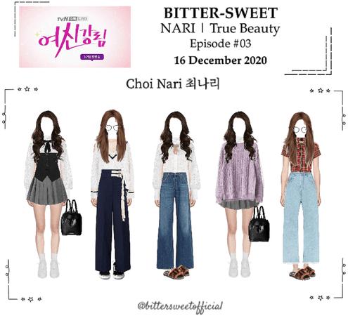 BITTER-SWEET [비터스윗] (NARI) True Beauty 201216