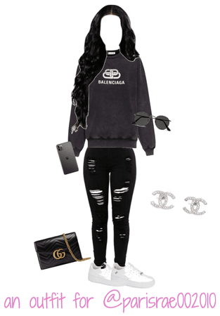 @parisrae002010 outfit no.2 xx