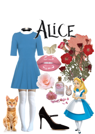 disney ladies; alice