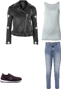 The Outsiders Outfit
