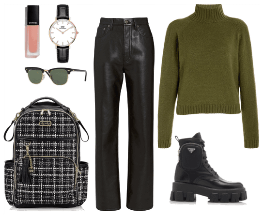Kelly Bag Outfit
