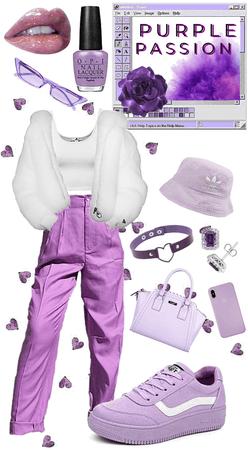 Purple Passion 👾