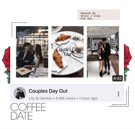 〖Lily&Hansol〗 Couples Day Out