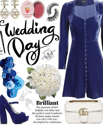 SUMMER 2020: Attending A Wedding