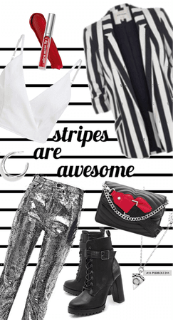 Stripes - Thin Lines Outfit